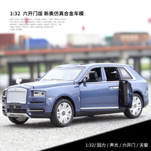 Lauscurinan Automobile Vehicles Car model 1:32  Alloy Car Pull Back Diecast Model car Toy with sound light Gift toys for Kid 1 18 diecast model for acura mdx 2015 red alloy toy car miniature collections page 4
