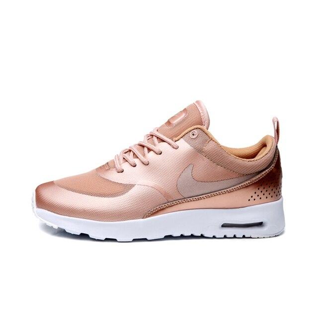 scarpe nike air max thea oro donna