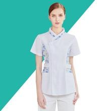 Печатные униформе медсестры для детской салон красоты больница