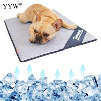Mat Summer Cooling Pet Mats Blanket Ice Pet Dog Bed Mats For Dogs Cats Sofa Portable Sleeping For Pet Accessories Dog Supplies