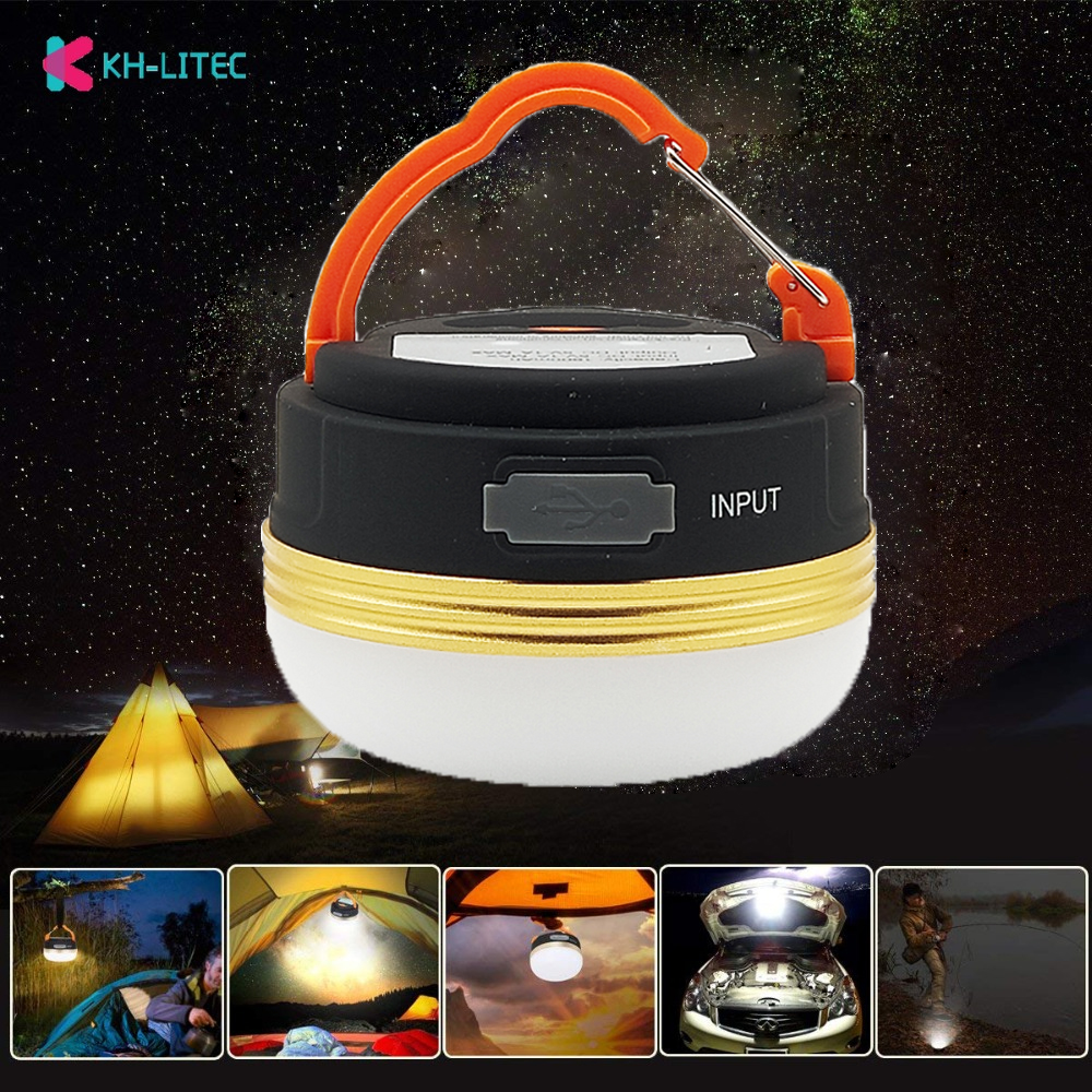 KHLITEC-Mini-Portable-Camping-Lights-3W-LED-Camping-Lantern-Tents-lamp-Outdoor-Hiking-Night-Hanging-lamp-USB-Rechargeable