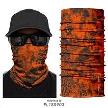 Helmet Masks Kryptek Buffs Camouflage Face-Shield Seamless-Bandana Neck-Gaiter Motorcycle