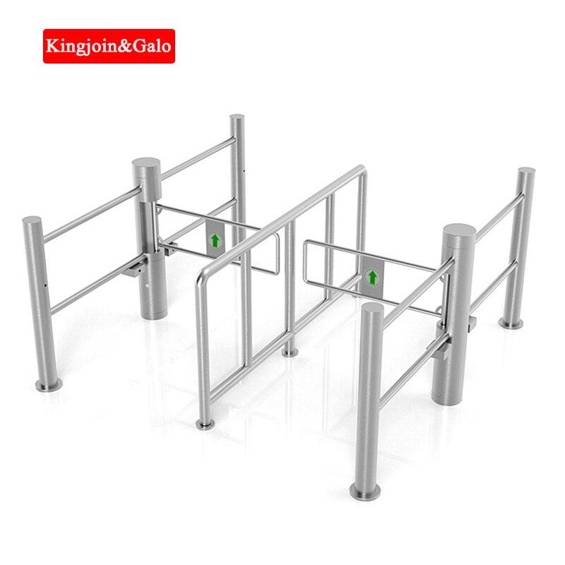 Fully Automatic Take Guardrail Mechanical Core Swing Turnstile Vertical Swing Gate Cylindrical Swing Gate Sidewalk Door Subway