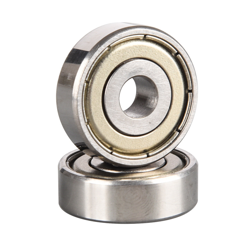 605ZZ 605 ZZ 5 x 14 x 5 Double Sealed Precision Ball Bearing CNC Slide Bushing
