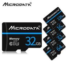 Classe 10 micro sd cartões de memória gb 32 16 gb 64gb cartao de memoria de 128gb de ALTA velocidade micro sd cartão de memória flash