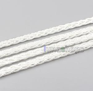 Image 3 - LN006559 Cable para auriculares, 2,5mm, 4,4mm, XLR, 8 núcleos, OCC, chapado en plata, para altavoces Mr, Ether, Alpha, Dog Prime