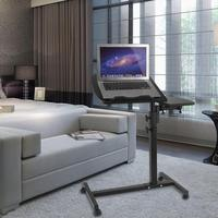Portable Lazy Folding Laptop Table Home Adjustable Height Notebook Computer Desk Learn Office Stand Table Movable Bedside Desk