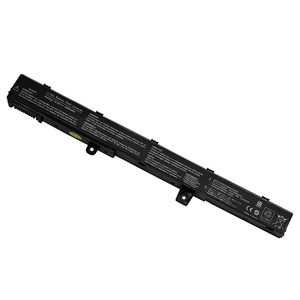 Image 4 - ApexWay 14.8V laptop battery for Asus A41N1308 A31N1319 X451C X451M X551C X551CA X551M A31LJ91 X451CA X451 X551 0B110 00250100