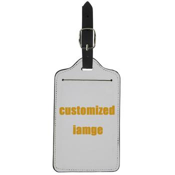 NOISYDESIGNS 10/Set Custom Logo Luggage Tag Travel Accessories Suitcase ID Address Holder Baggage Boarding Tags Personalizada