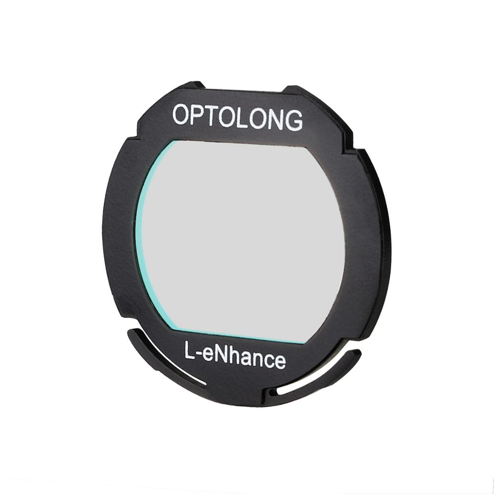 OPTOLONG EOS-C L-eNhance Filter Dual-band Pass Filter Designed For DSLR CCD Control From Light Polluted Skies Amateurs LD1004C