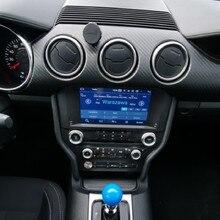Android 10 4 128GB per Ford Mustang 2015   2018 Car Multimedia Stereo lettore DVD GPS Glonass navigazione Radio unità principale Stereo