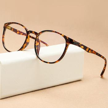 KOTTDO Retro okrągłe jasne ramki okularów do komputera kobiety Vintage okulary przezroczyste ramki okularów dla mężczyzn New Arrival 2019 tanie i dobre opinie Unisex Z tworzywa sztucznego CN (pochodzenie) Stałe 2420 FRAMES Okulary akcesoria