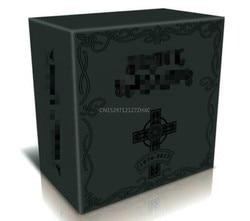 Черная коробка: полная оригинальная коллекция 1970-2017 22 CD набор