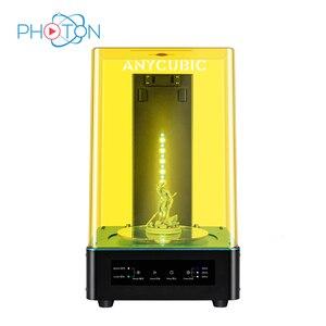 Image 1 - Sèche linge anycubique pour Mars Photon photon s 2 en 1 Machine à laver à polymériser pour LCD SLA DLP imprimante 3d modèle de résine UV