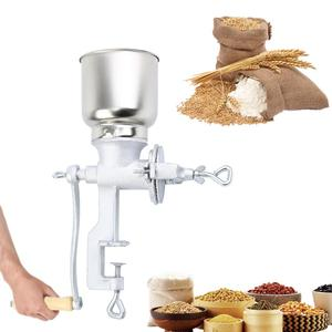 Honhill Manual Grains Mill Spices Hebals Cereals Coffee Dry Food Grinder Grinding Machine Gristmill Home Flour Powder Crusher