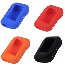 A93 Silicone Car Key Case For Starline A93 A63 A39 A36 A96 A66 Covers ECO Two Way Car Alarm System LCD Remote Controller Cover silicone case silica gel key case for starline a93 a63 a39 a36 a96 car alarm remote control lcd transmitter