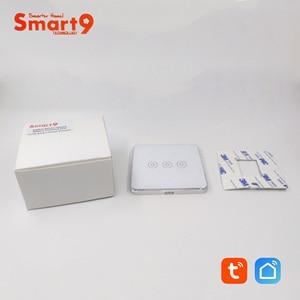 Image 5 - Smart9 ZigBee Battery Switch, Working with TuYa ZigBee Hub, Touch Switch Sticker Smart Life App Control, Powered by TuYa