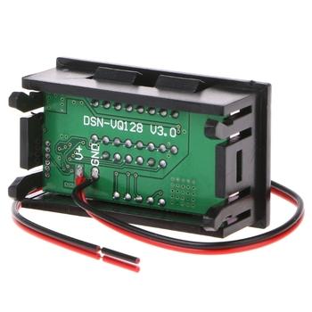 Nowy DC 12V-72V kwasowo-ołowiowy cyfrowy wskaźnik naładowania baterii Tester ładowania woltomierz przyrządy pomiarowe i analityczne tanie i dobre opinie OOTDTY Elektryczne Battery Indicator Tester Akumulatora pojazdu 5-15mA 10 ~ 80 ( no condensation ) 47 * 28 * 22mm 1 85*1 1*0 87
