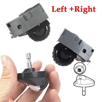Left Right Wheels Vacuum Cleaners Kit For Roomba IRobot 980 960 890 880 860 805
