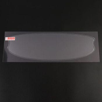 1 Pc kask przeciwmgielny uniwersalna folia ochronna do aparatu do motocykla osłona przeciwsłoneczna osłona przeciwmgielna Moto Racing akcesoria tanie i dobre opinie NoEnName_Null Kask Prim Unisex app 27x9cm 10 63x3 54in