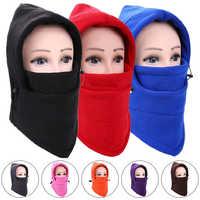 Winter Balaclava Helm Kappe Outdoor Ski Maske Bike Radfahren Headwear Radfahren Masked Cap Volle Gesicht Maske Snowboard Sport Kopfbedeckungen
