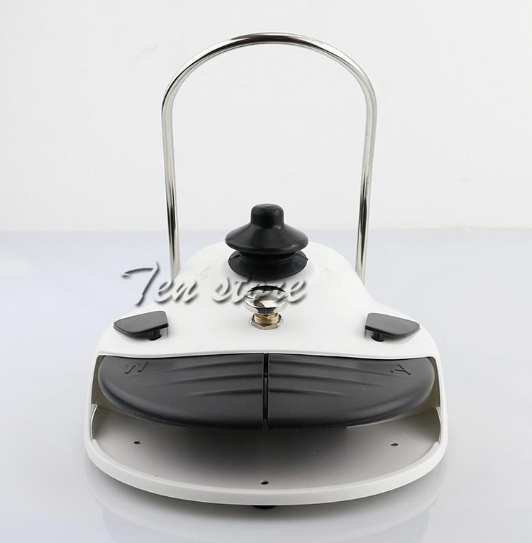 do interruptor dental do controlador do pé