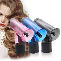 Dyfuzor do włosów Salon wałek do włosów usłyszeć suszarka czepek osuszający cios wiatr Curl suszarka do włosów pokrywa Roller Curler narzędzia do stylizacji włosów w Suszarki do włosów od AGD na
