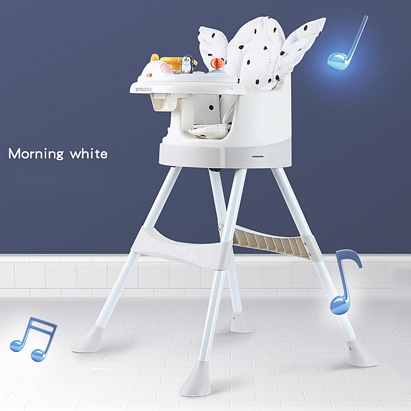 High Chair Baby  Baby Chair Seat Baby Learn To Sit Artifact Baby Seat Child Eating Seat Little Angel Dining Chair Kids Chair