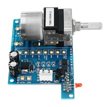 цена на AC/DC 9V Infrared Remote Controller Volume Control Board ALPS Pre Potentiometer Audio amplifier