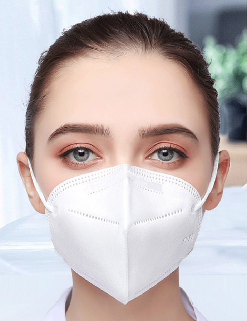 Protective face mask FFP2 mask KN95 masks CE mascarilla Filtration Mouth Masks Breathable 95% filtration Anti flu mascarillas 1