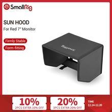 شاشة صغيرة 7 بوصة غطاء للشمس كاميرا ظلة للمسة الحمراء 7.0 بوصة LCD/أحمر برو تاتش 7.0 بوصة LCD/DSMC2 لمسة حمراء 7.0 بوصة LCD Hood 2034