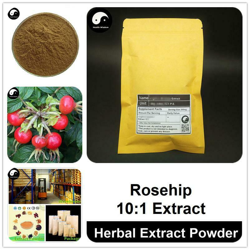 Rosehip Extract Powder, Rosa Rugosa Fruit P.E. 10:1