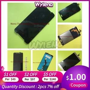 Image 1 - Wyieno panneau numériseur pour Infinix x5010/x571/x573/x556 écran tactile LCD assemblée + suivi