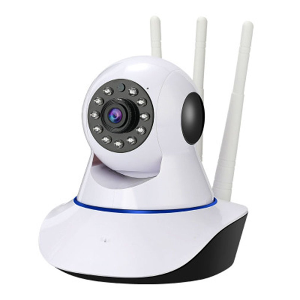 Ip Camera Wi-Fi HD 720P 1080P Motorized Infrared With App 360 Degree Rotating Wifi Mobile Phone Remote Surveillance Camera New
