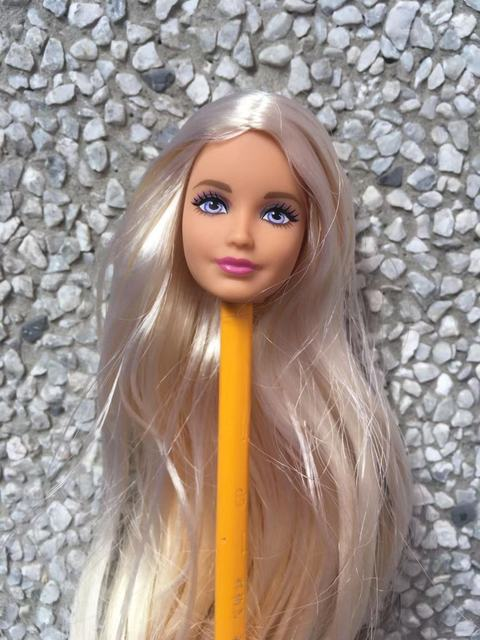 Prince Ken Doll Head Toy Kids Birthday Gift Doll Toy Head DIY Doll Toy Parts Kids Birthday Present White Brown Black Skin Prince 4
