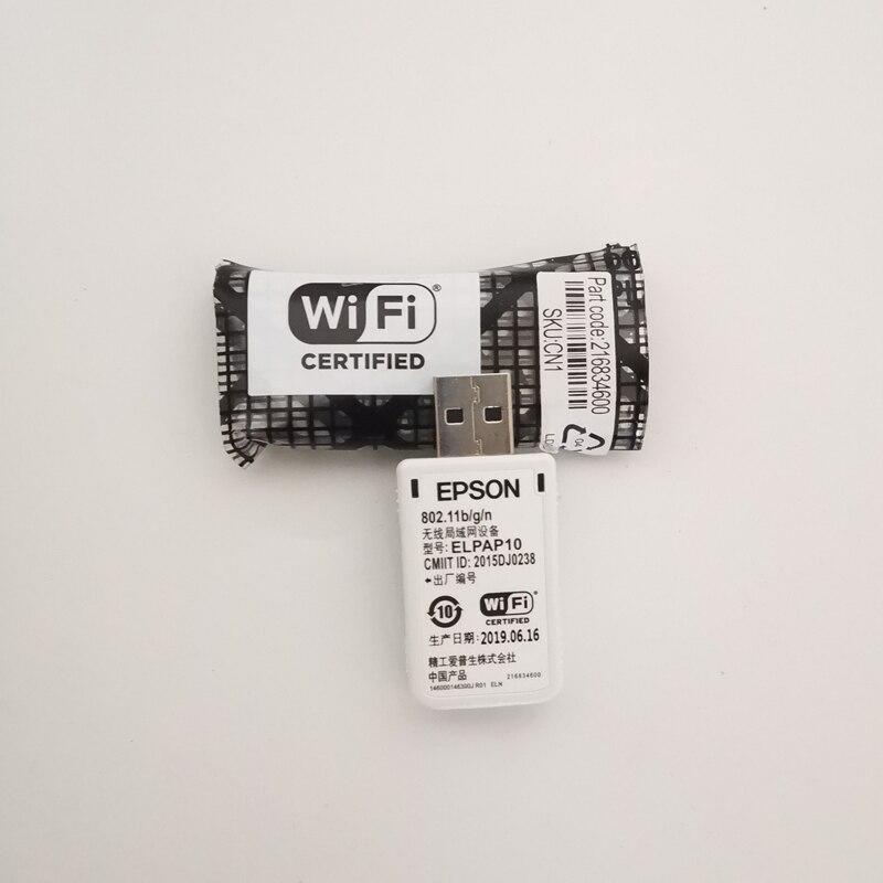 Cheap Wireless USB Card ELPAP10 Wireless Module For EB-X41 EB-S41 Home Cinema 760 3LCD Projectors