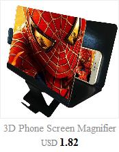 Ha98823e6afa3432fb666b031bc29d1e25 3D Phone Screen Magnifier Stereoscopic Amplifying Desktop Foldable Leather Bracket Mobile Phone Holder Tablet Holder dropshippin