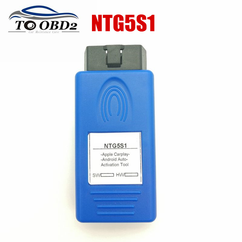 2020 Newest NTG5S1 For Apple CarPlay And Android Auto Activation Tool Plug & Play NTG5S1 NTG5 S1 For Mercedes /Benz