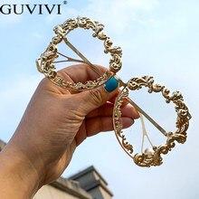 Steampunk – lunettes de soleil carrées en métal pour hommes et femmes, surdimensionnées, Vintage, à la mode, UV400, 2020