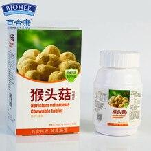 Doğal Hericium mantar kilo Tablet artırmak için vücut ağırlığı takviyeleri
