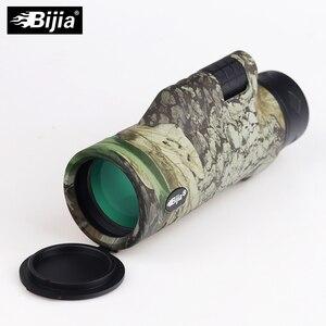 Image 3 - Bijia 10x42 高品質 4 色マルチコート BAK4 プリズム単眼狩猟バードウォッチング旅行望遠鏡サポートドロップ無料
