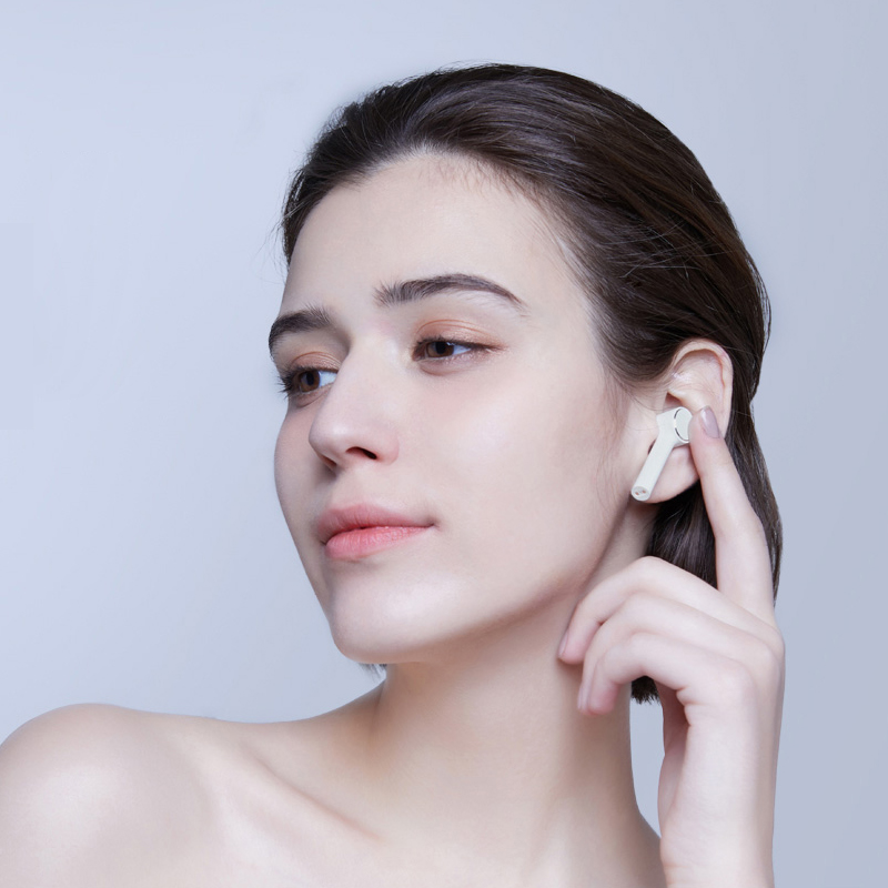 Xiaomi auriculares inalámbricos Bluetooth Air1 Binaural TWS auriculares inalámbricos AAC HD auriculares Xiaomi mi Airdots Pro - 2