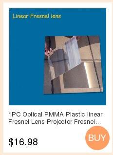 Cheap lens focal length