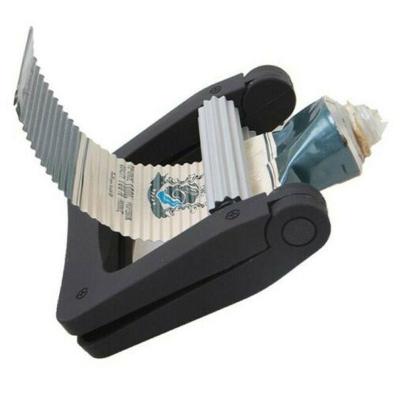 1PC Toothpaste Squeezer Roller Metal Tooth Paste Squeezer Tube Squeezing Dispenser Bathroom Tool