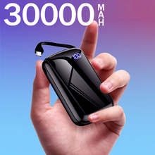 30000mAh Mobile Power Supply Compact Portable Fast Charger External Battery Pack for All Smart Phone External Batteries cheap ALLPOWERS Li-polymer Battery Support Quick Charging with Flashlight waterproof Digital Display Charger Battery in 1 Single USB