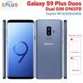 Samsung Galaxy S9 Plus S9 + Duos G965FD téléphone Mobile double SIM 6.2