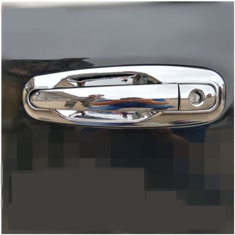 DOOR HANDLE INNER COVER CHROME FOR CHEVROLET HOLDEN COLORADO 2012-2018