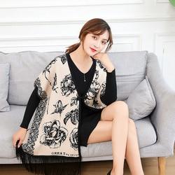 LS2031  Fashion Lady Long Wrap Soft Chiffon Shawls and Scarves Women's Shawl Print Chiffon Scarf Cashmere Scarves high quality