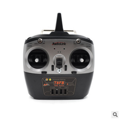 Radiolink Melody T8fb Remote Control With R8ef Eight-Channel Signal Arrival Through Unmanned Aerial Vehicle Remote Control