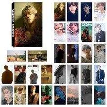 EXO - BAEKHYUN:SOLO  UN Village LOMO Card Gift Box Set 30pcs, KPOP Fans Collection [mykpop]exo 3rd exo l light stick concert light stick fans supporting kpop fan gift collection sa18032503